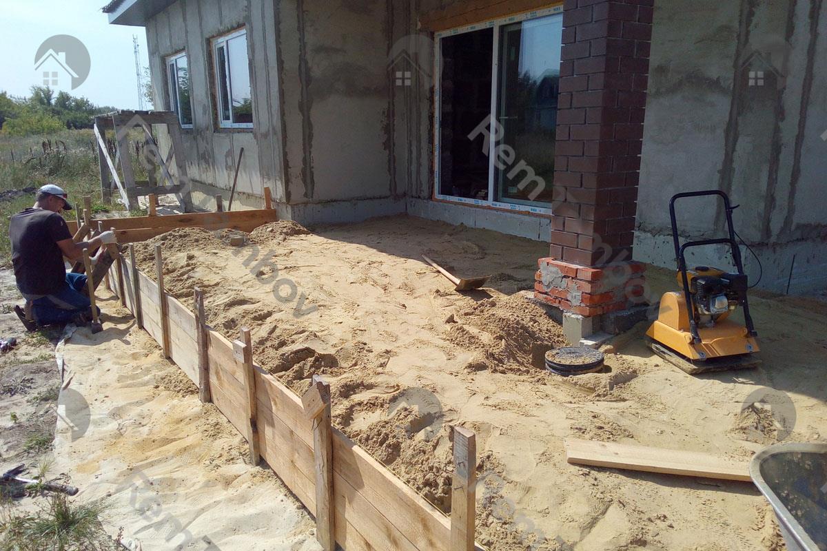 Группа бетона марки бетонной смеси по жесткости