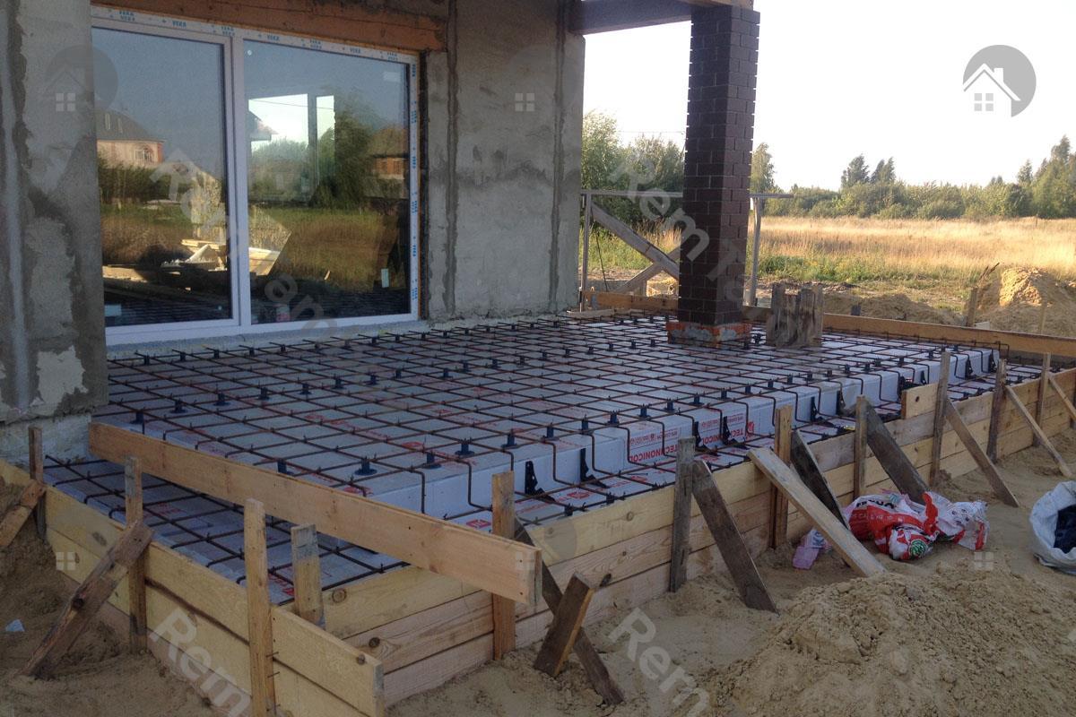 Группа бетона способы укладки бетонной смеси при бетонировании различных конструкций